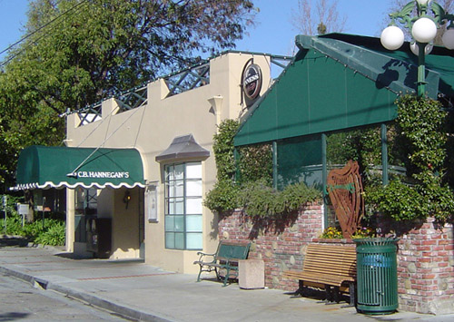 C.B. Hannegan's in Los Gatos, CA